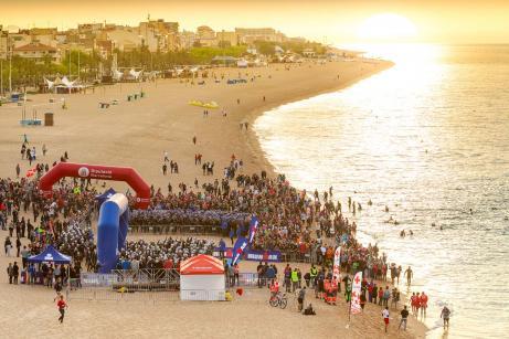 5 reasons to enjoy sport in Calella