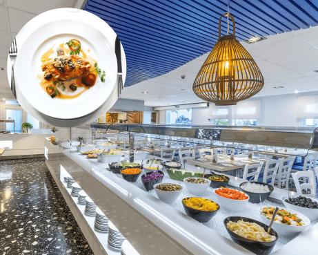 Neptuno Restaurant, a new space for Mediterranean cuisine