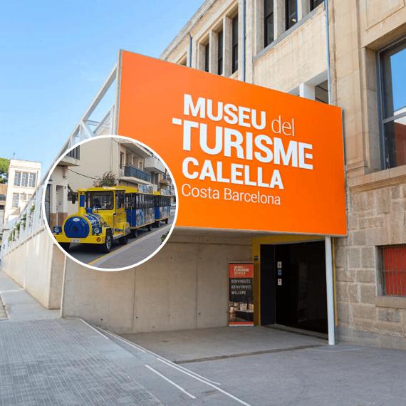 """""""El Carrilet"""" & Tourism Museum Tour"""