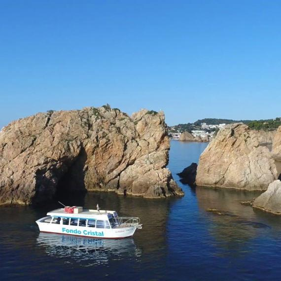 Discover the seabed of the Costa Brava