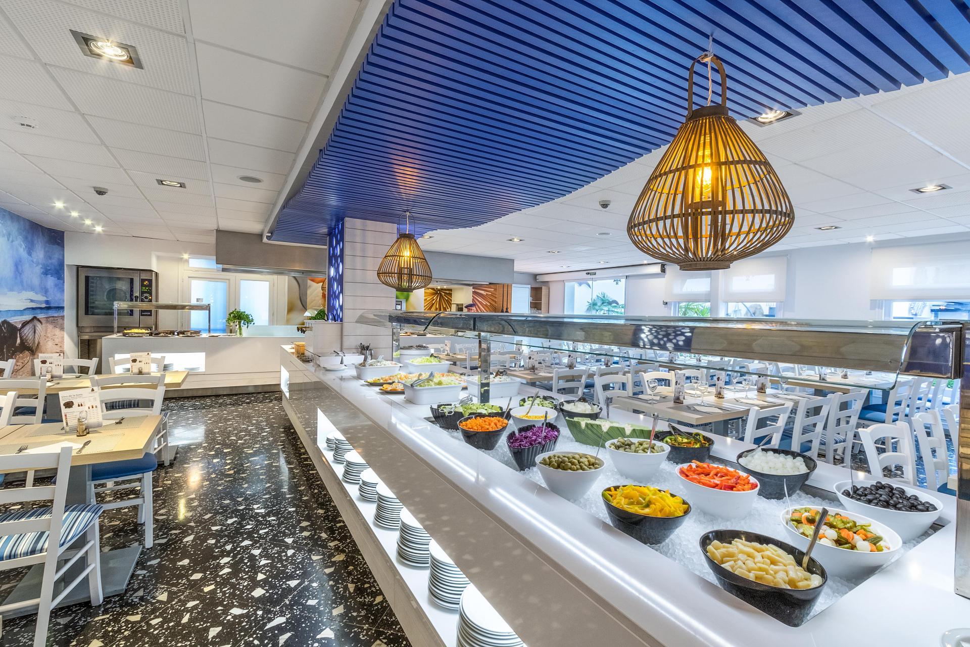 Hotel Neptuno restaurant