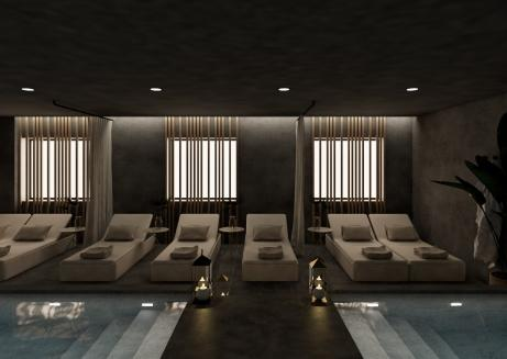 Shama Spa: Calella's New Well-Being Space